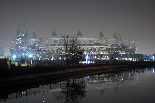 Fog - Olympic Stadium | by D1v1d