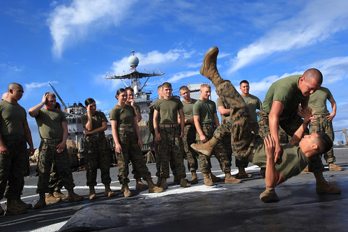 Meet the Deck | by United States Marine Corps Official Page