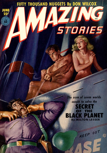 Amazing Stories 1952-06 | by McClaverty