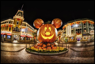 Happy HalloweenTime from Disneyland !! | by Gregg L Cooper