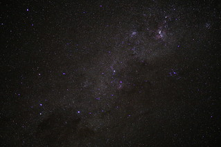 Canon EOS 5D Mark III sample image 5 second astro photography at 6400 ISO, 85mm | by Cameralabs