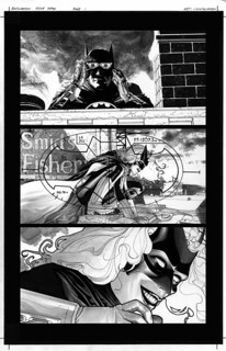 Batwoman: Zero Pg 1 | by JH Williams III