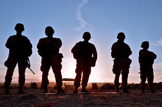 Desert Day Fades Away | by United States Marine Corps Official Page