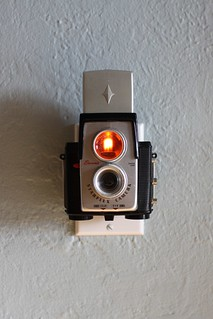 Vintage Camera Nightlight - Kodak Brownie Starflex | by jayfish