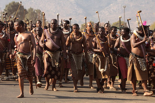 swaziland - umhlanga or reed dance | by Retlaw Snellac Photography