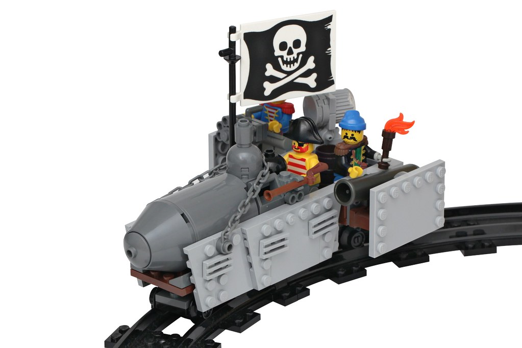 Rail Piracy