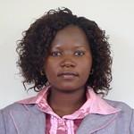 Zipporah Kakungu - treasury accountant