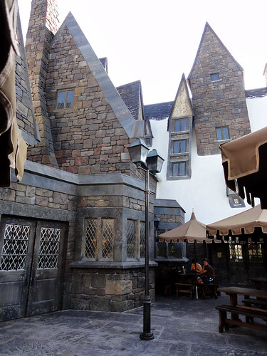 Wizarding World of Harry Potter | by pastryaffair