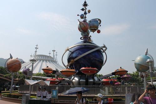 Oribtron at Hong Kong Disneyland