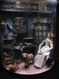 diorama- sitting room? | by Mimi K