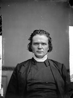 [Reverend Rowland Williams (Hwfa Môn, 1823-1905)] | by LlGC ~ NLW