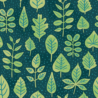 Daily Pattern: Leaf Identification | by Alyssa Nassner