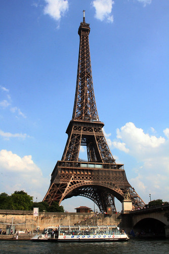 Eiffel Tower by Day | by photographerglen