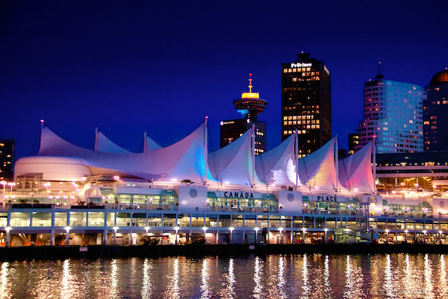 Tonight in Vancouver: Sails in the Twilight