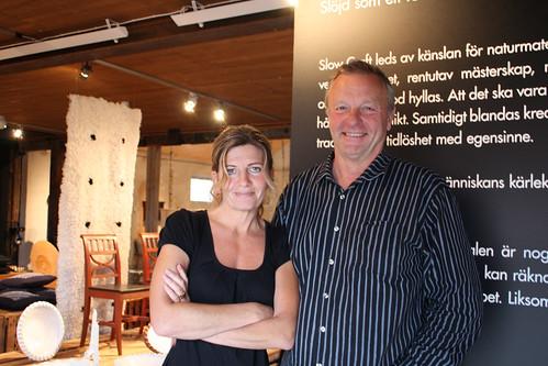 Susanne och Sverker Arnberg