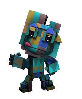 LittleBigPlanet 2 Move Pack: CubistPose | by PlayStation.Blog