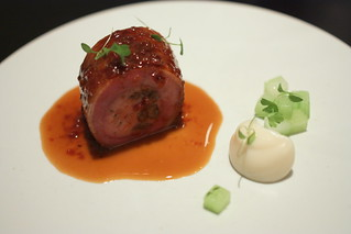Duck, Celery, Cherry, Shaoxing Wine | by Kung Food Panda