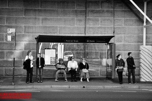 One Bus Stop | by Luke-rative