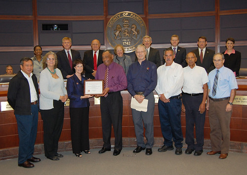 Environmental Excellence - Dept. of Vehicle Services | by fairfaxcounty