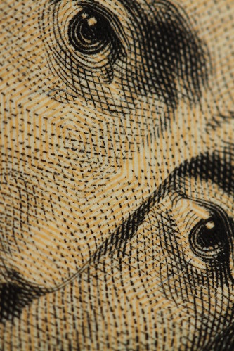 Twenty Dollar Bill Macro | by Gamma Man