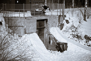 Klas Beyer, fence ride | by jawrr