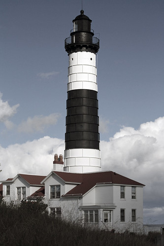 Big Sable Point Lighthouse - Ludington, Michigan | by tammy_grooms