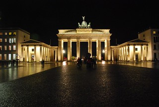 Brandenburg Gate | by PilotGirl