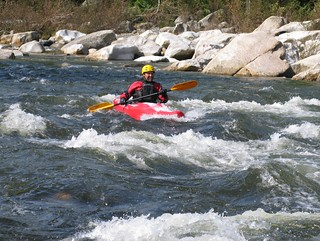 Advanced Whitewater Class | by Great Glen Trails
