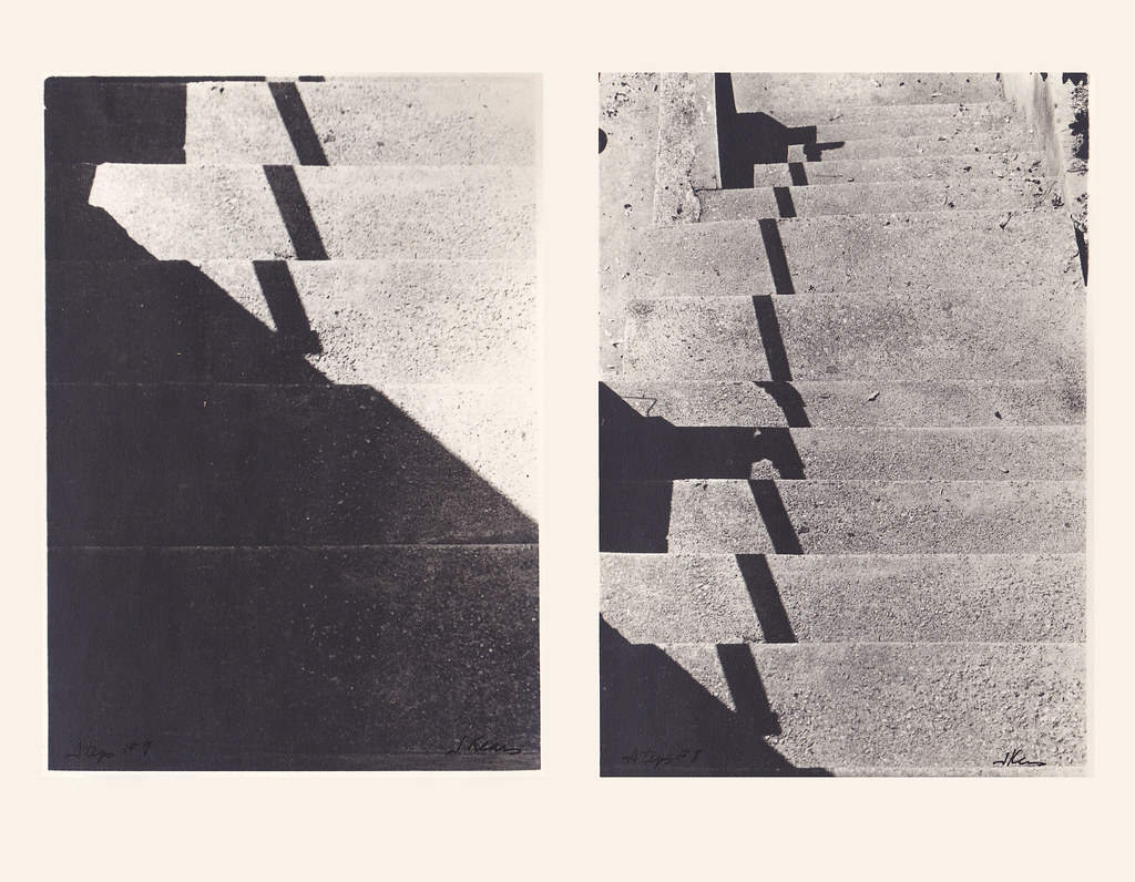 Late 1970s, Heath Street Stairs