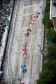 Pratt St. chicane | by brett gullborg