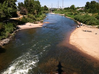 South Platte River in Denver | by Mr.TinDC