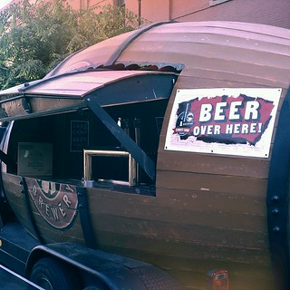 Woody - Beer Over Here | by DeschutesBrewery