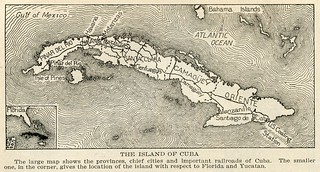 The Island of Cuba (1920) | by Eric Fischer