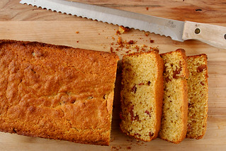 bacon cornbread 4 | by crumblycookie