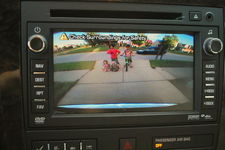 rearview camera | by Stephanie Precourt
