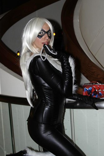 Black Cat - DragonCon 2011 653 | by Hueyatl