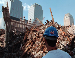 911: Ground Zero, 10/03/2001. | by The U.S. National Archives