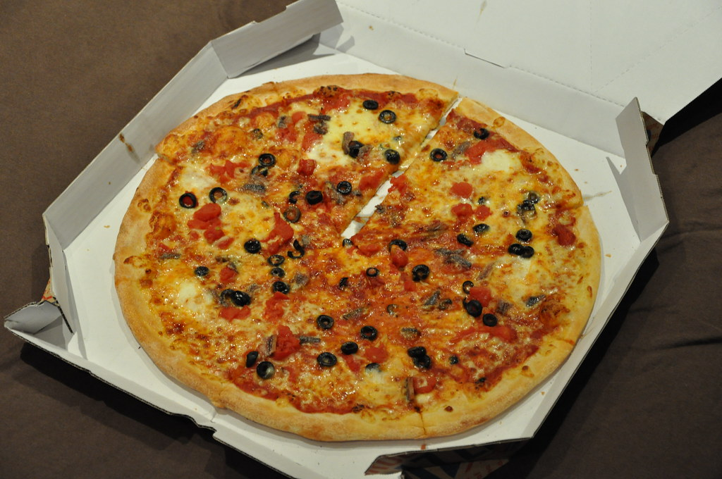 Domino's Pizza BROOKLYN PIZZA XL_011