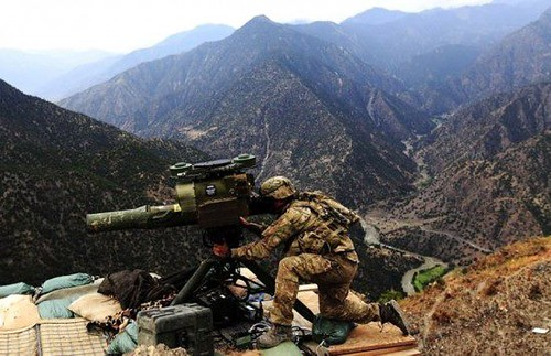 In the mountains | by The U.S. Army