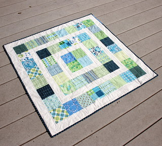 100 quilts in the bright sun | by katie@swimbikequilt