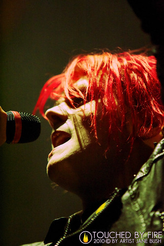 My Chemical Romance live @ The Pageant - St. Louis - 12.14.2010 | by artistjanebush