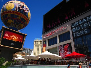 Cabo Wabo -- Miracle Mile Shops -- Planet Hollywood Resort & Casino -- Las Vegas 2011 | by DurangoBeach