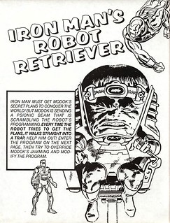 Iron Man's Robot Retriever (1984) | by Paxton Holley
