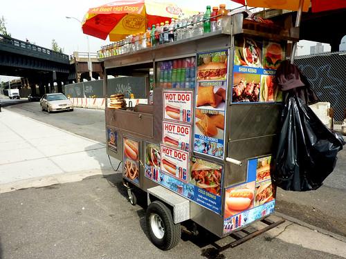 Hot Dog Cart Business Ideas