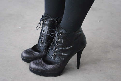 Stuart Weitzman TITLE booties | by alicia_fashionista