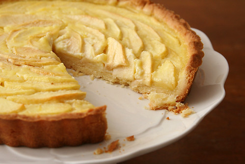 alsatian apple tart 9 | by crumblycookie