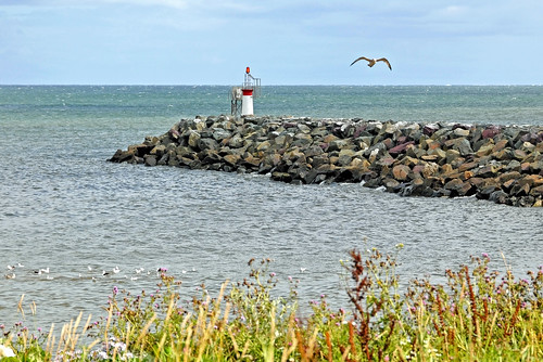 DGJ_4810 - Glace Bay North Breakwater Light | by archer10 (Dennis) 83M Views