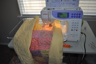 machine quilting | by vickivictoria