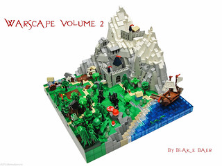 WarScape: Vol2; Chapter 5 of 5 | by Blake's Baericks