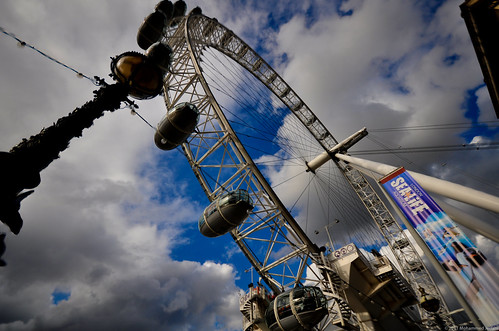 The London Eye | by mjeelani